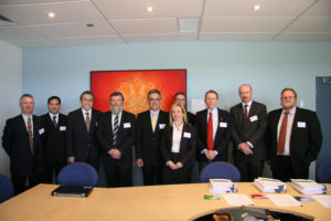 Iain Hempstead , Mr Sese, Nathaniel S, P K Ong, Bruce Mapstone, Craig Johnson, Toni Moate, Mark Baker, Graham Stacey, Mr David Parmeter, Tony Fielding.
