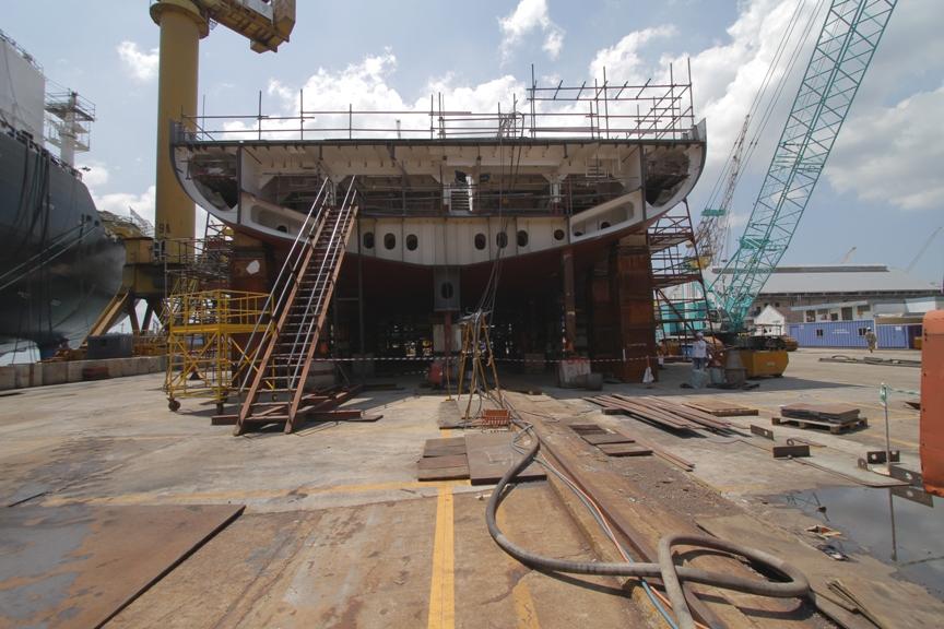 Investigator construction June 2012