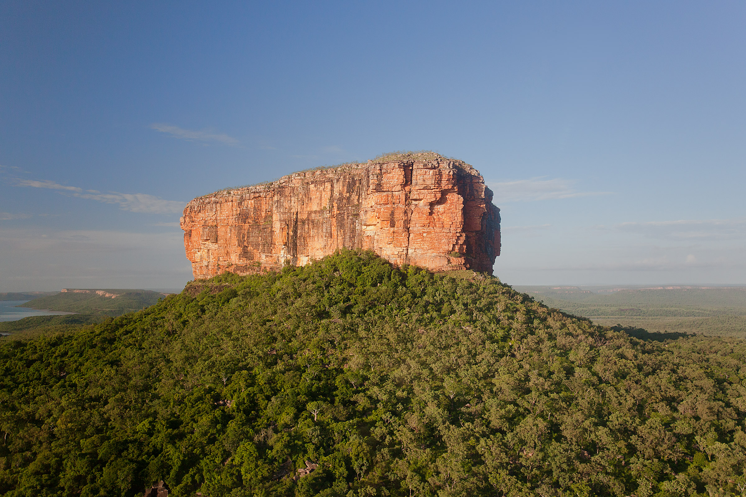 Isolated and remote, the Kimberley could be home to untold numbers of new and endemic insects. Image: Bruce Webber