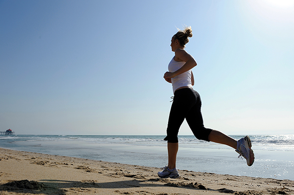 The Australian fitness industry is on the rise. Image: iStock.