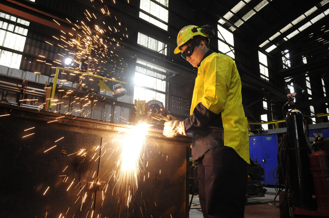 """The trend of """"mass customisation"""" will mean Australian factories will be very different places in the future. Image: AAP."""