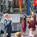 On tour with Kirrily Moore and Mount Stuart Primary School