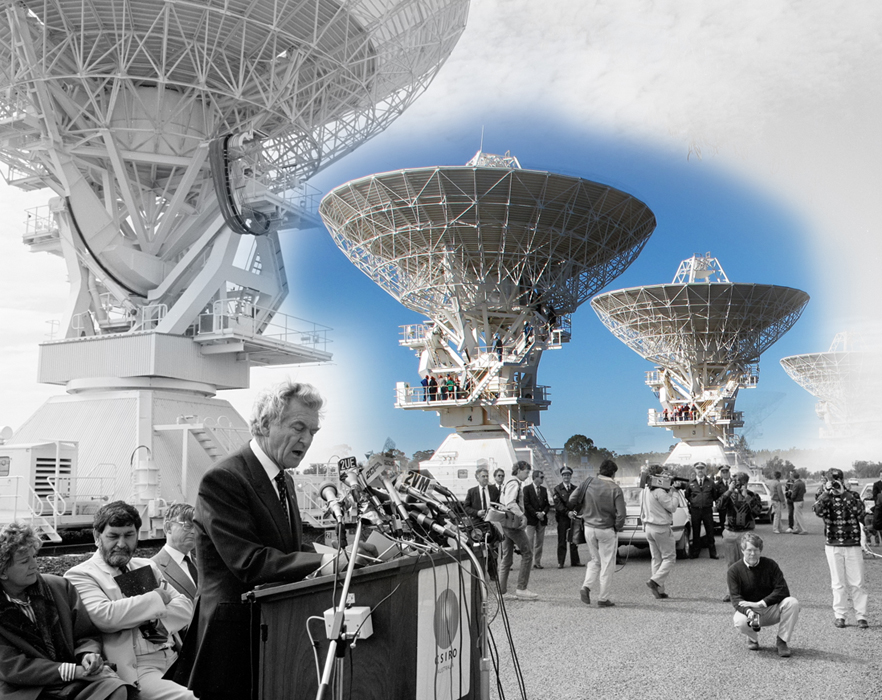 In 1988, then Prime Minister Bob Hawke opened the Australia Telescope Compact Array. This weekend we're inviting you to come along and celebrate the 25th anniversary with us.
