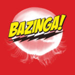 Bazinga graphic