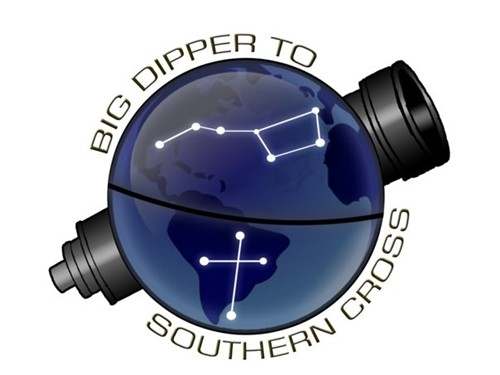 Big Dipper to Southern Cross
