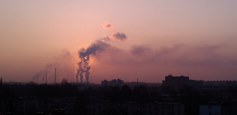 The role pollution aerosols play in climate change is incredibly complicated. Image: CzechR/Flickr