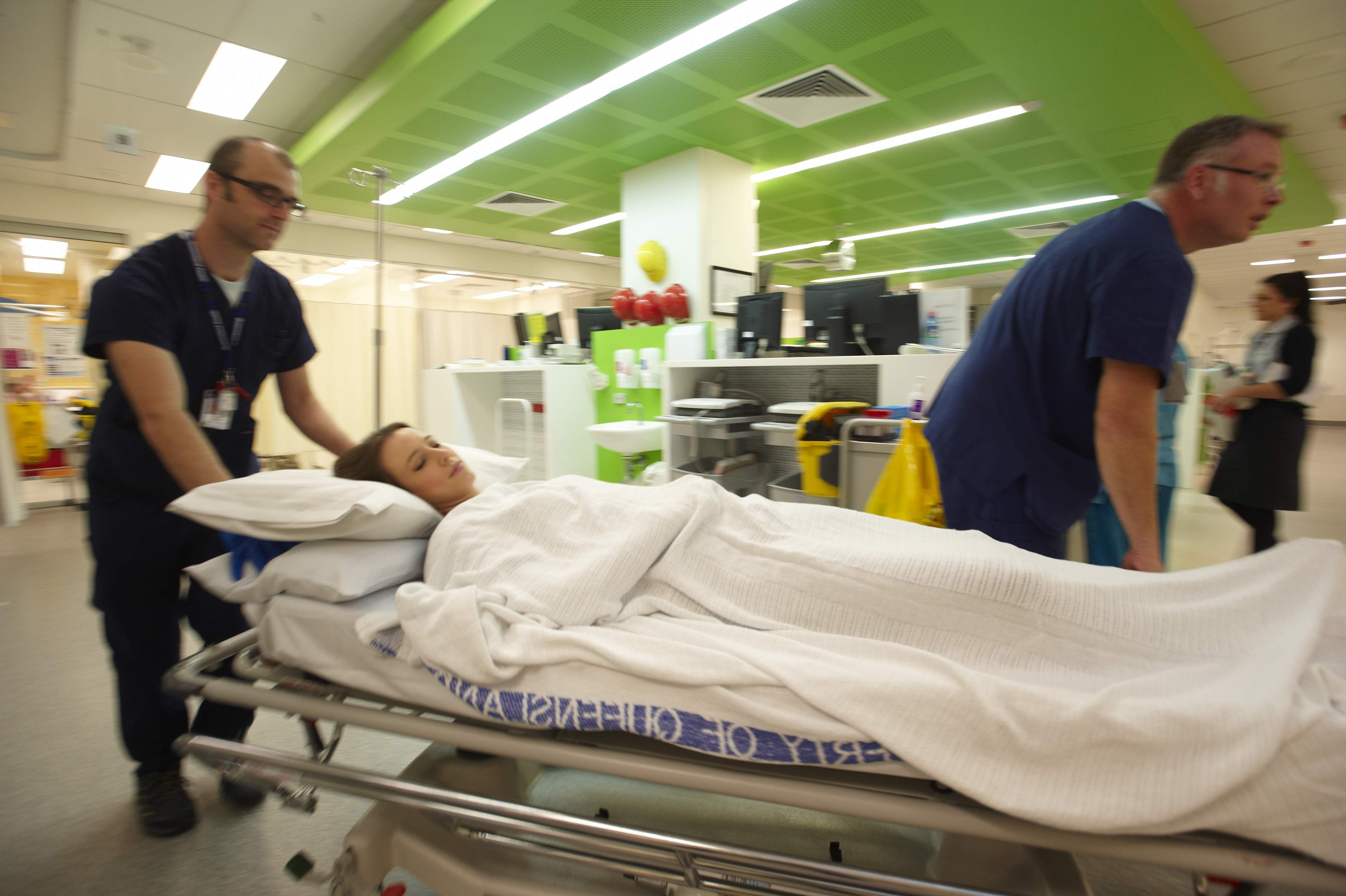 Gold Coast Health staff are ready to receive Schoolies in their hundreds starting this week.