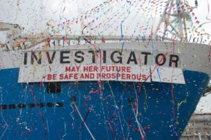RV Investigator 2013 - year in review