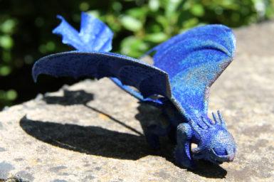Miniature dragon