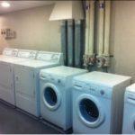 RV Investigator's laundry