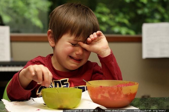 Kid Don T Like Vegetables