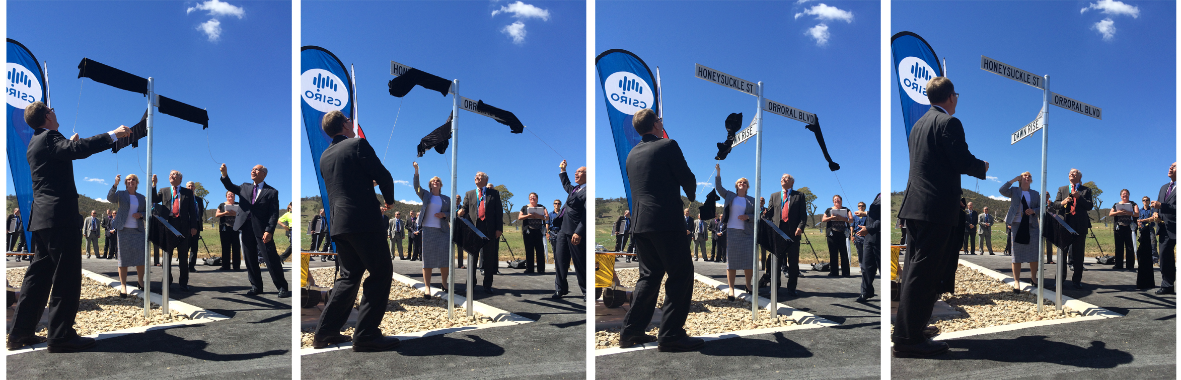 Unveiling the Road to Space - CSIROscope