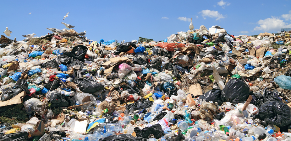 Not a pile or rubbish but a rich urban mine of recyclable material. Image: Shutterstock/kanvag