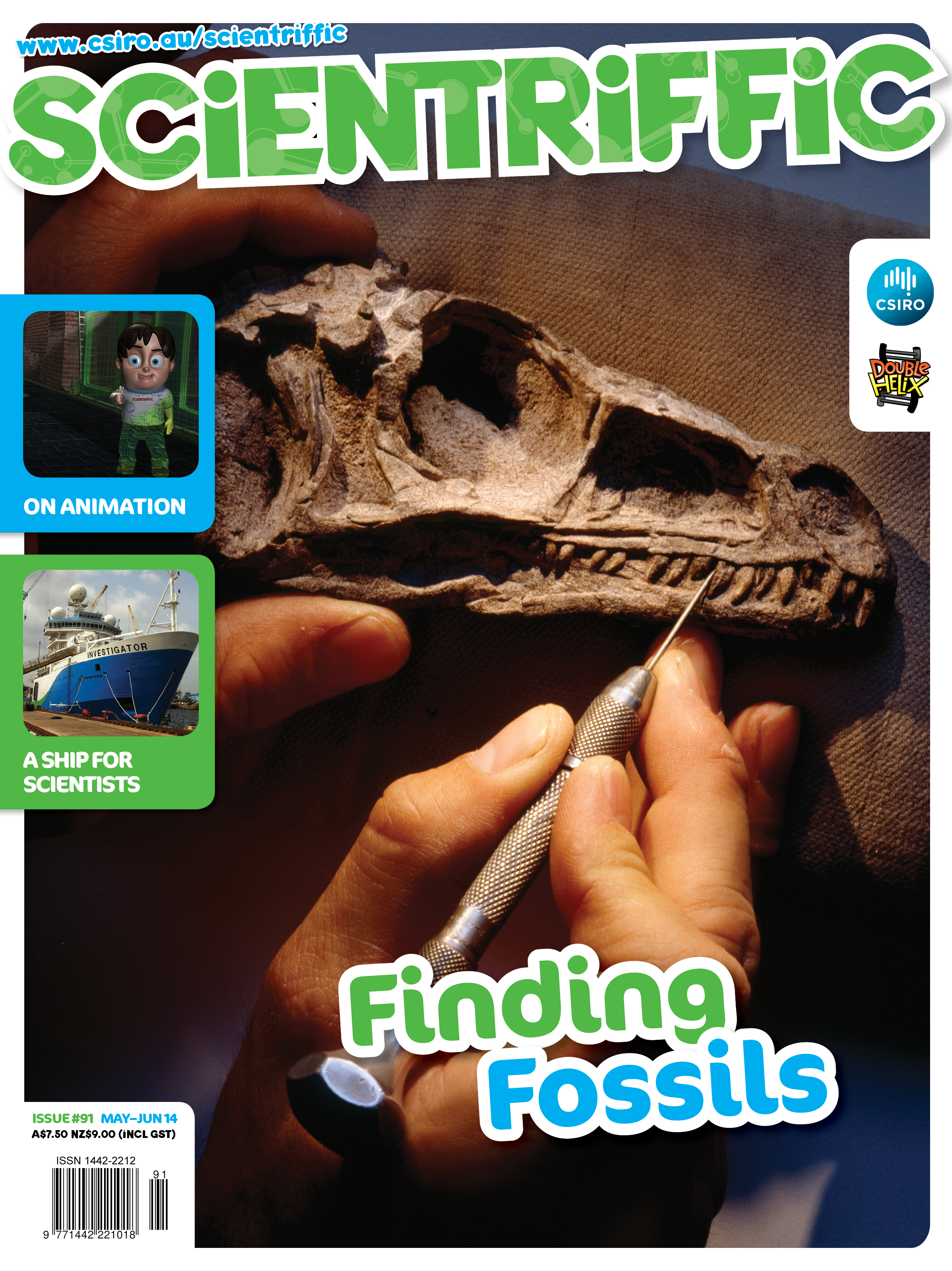 Scientriffic May-June 2014