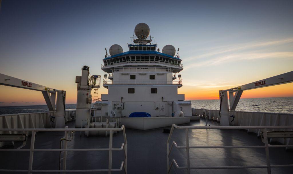 RV Investigator delivery voyage (image MNF/Stewart Edwards)