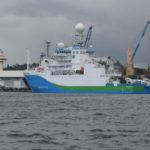 RV Investigator arrives in Hobart
