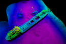 CSIRO Geophysical Survey and Mapping - Lake Illawarra shipwreck 2