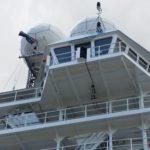 RV Investigator trial voyage