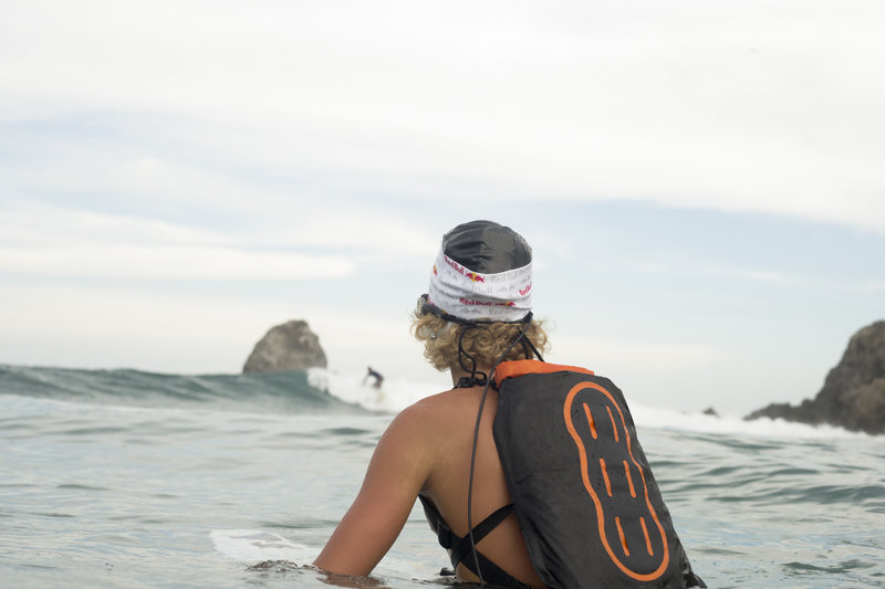 The future of surfing? Credit: Seth de Roulet / Red Bull Content Pool