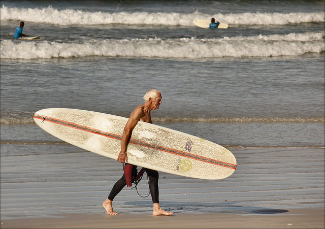 How will you spend your golden years? Image: Flickr / Smitty