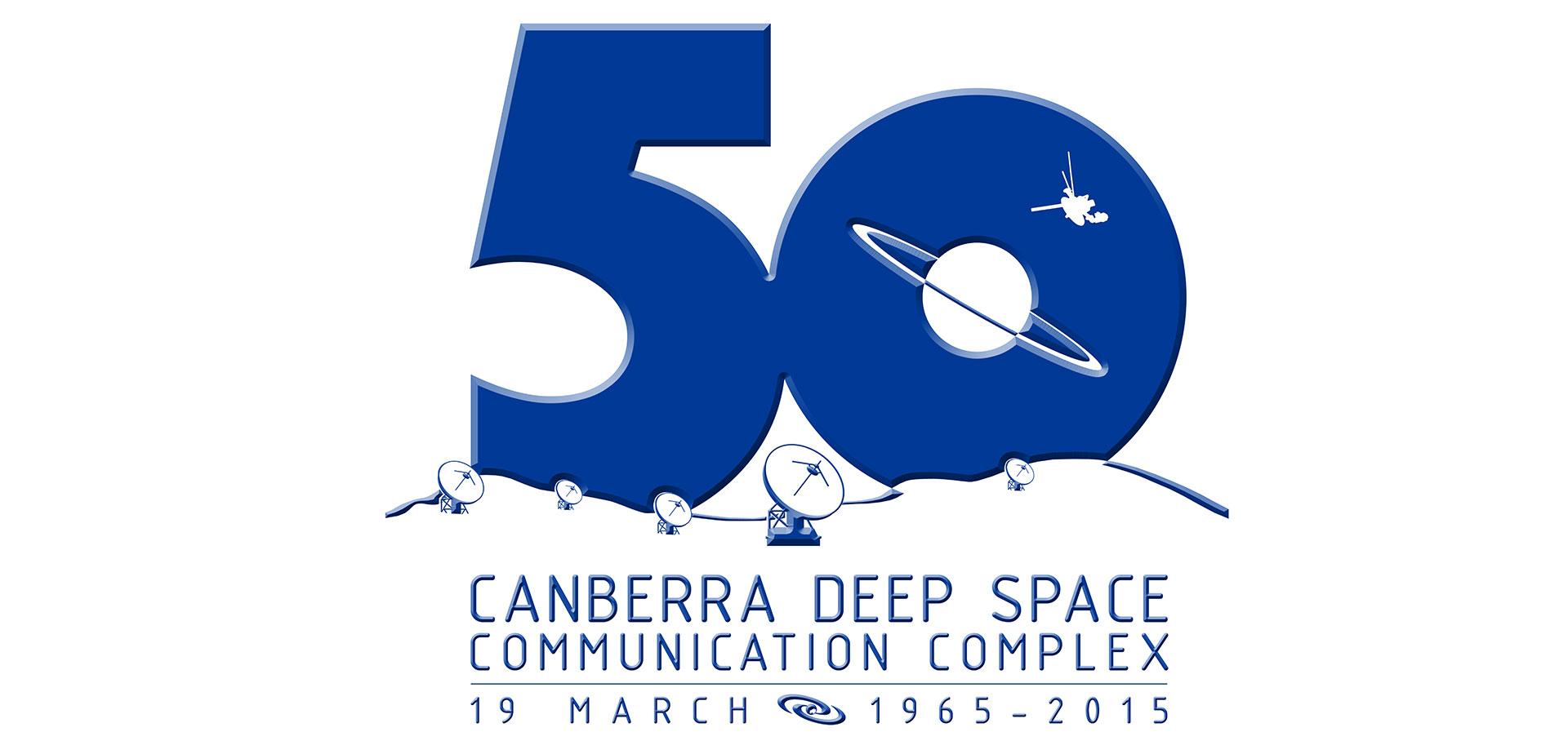 CDSCC 50 years logo