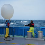 RV Investigator's cold water trial voyage
