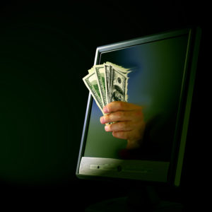 Internet money - the way of the future? Image credit: Flickr