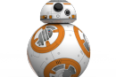 The BB-8 robot from Star Wars is a ball with a round head