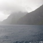 The weather closes in on the voyage led by Professor Colin Woodroffe 3(image MNF + Bruce Barker)