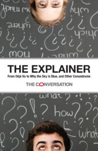 Front cover of the book 'The Explainer'