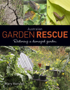 Front cover of a book about gardens