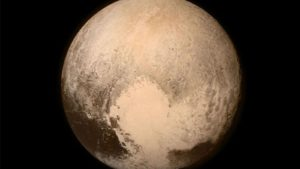 Pluto as we'd never seen it before.