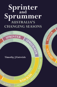 Front cover of a book about seasons