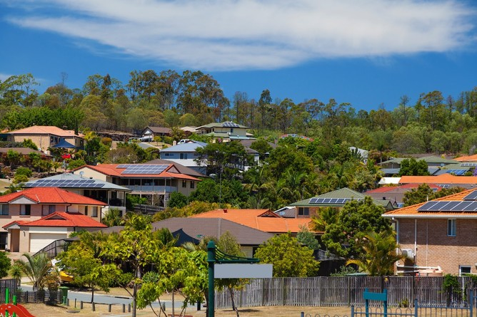 More people are installing solar panels to take control of their electricity supply. Solar PV image from www.shutterstock.com