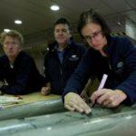 RV Investigator geoscience trial voyage May 2015