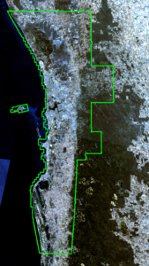 The area of Greater Perth covered by the digital aerial photography each summer.