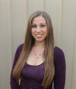 PHD Scholar - Jessica Stubbs