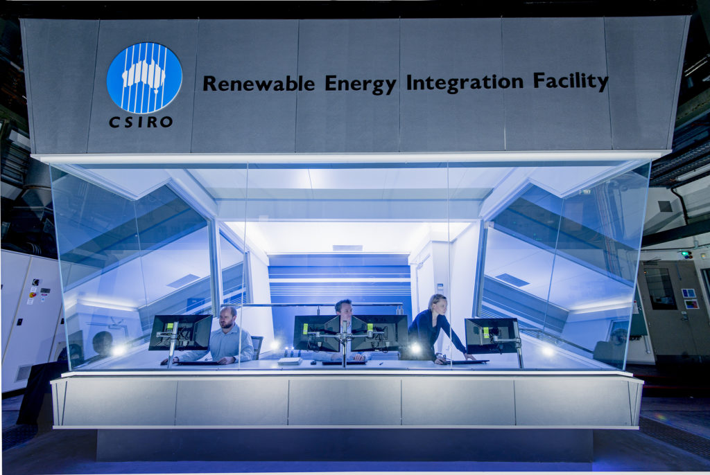 The Renewable Energy Integration Facility was established in 2009 to develop new grid management technologies that will allow greater penetration of renewable, low-emission energy resources into electricity networks.