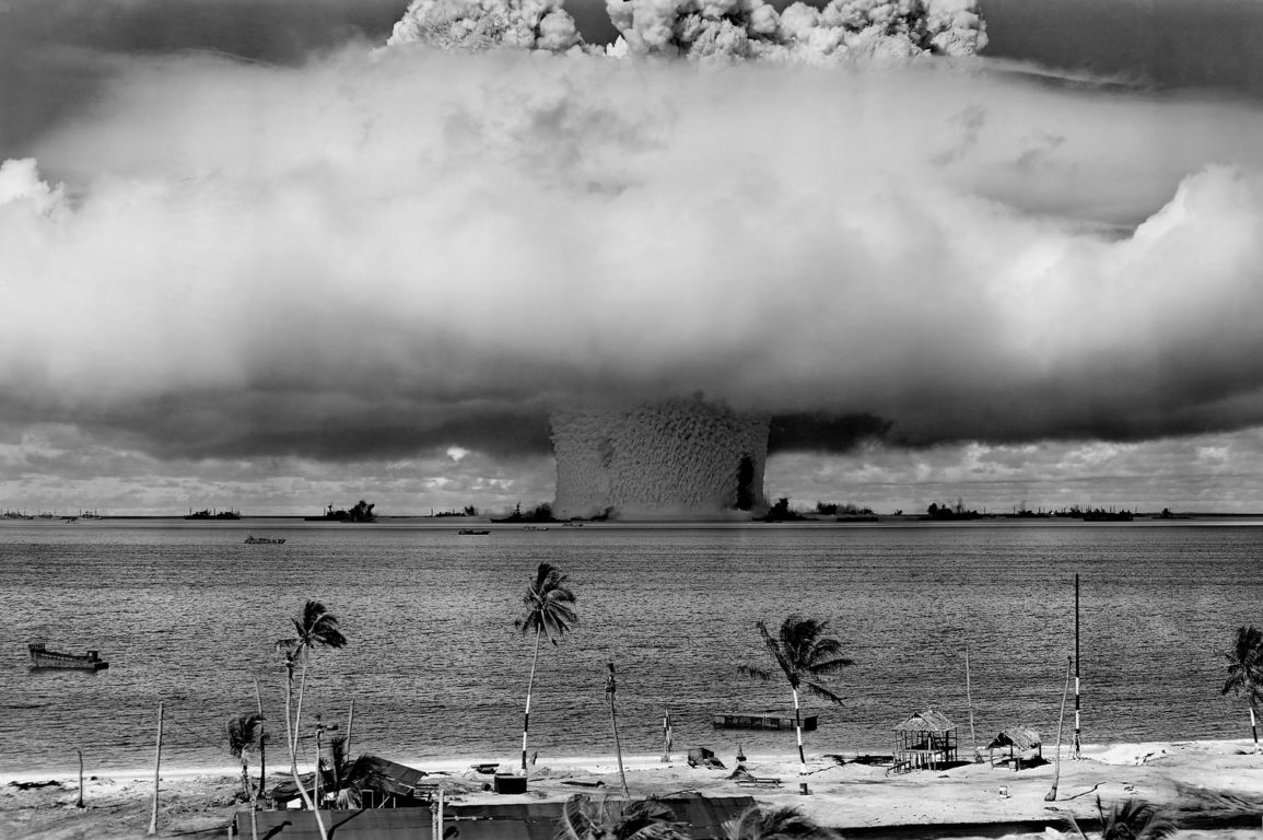 New elements were discovered in early thermonuclear bomb tests. Image credit - Pixabay