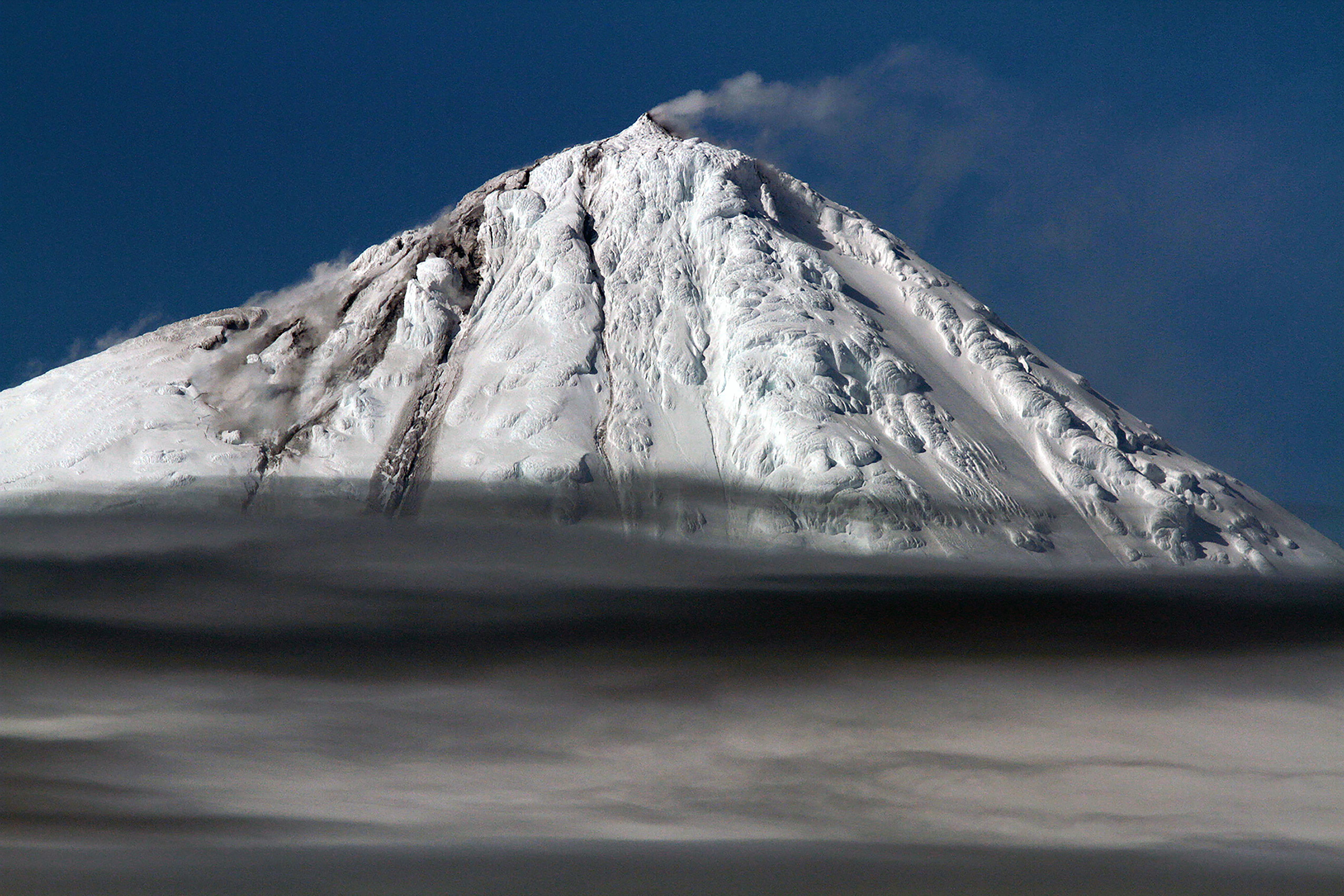 Australia S Highest Peak On Heard Island