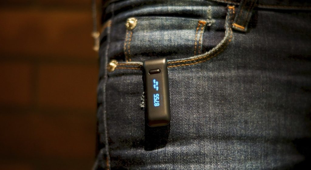 We already gather a lot of information about our selves via devices such as FitBit. Image credit - Denis Kortunov/Flickr