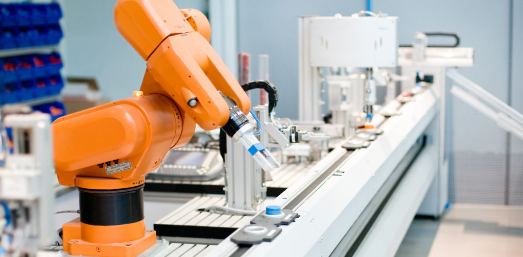 Intelligent machines are good at some jobs that were once done by humans. Image credit - Shutterstock/SFC
