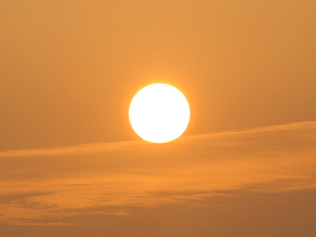 Sun in Sky - Flickr skyseeker