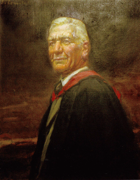 Dr. John Anderson Gilruth, painted by Sir John Longstaff in 1935