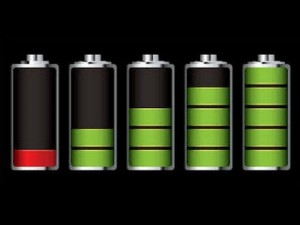 Is it possible to get our phone battery in the green with mould?