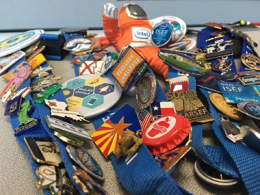 Intel ISEF participants return home with scientific knowledge and an lanyard heavy with memories