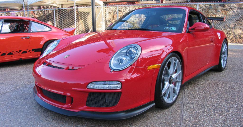 Porsche 911 GT3 feature [ilikewaffles11]
