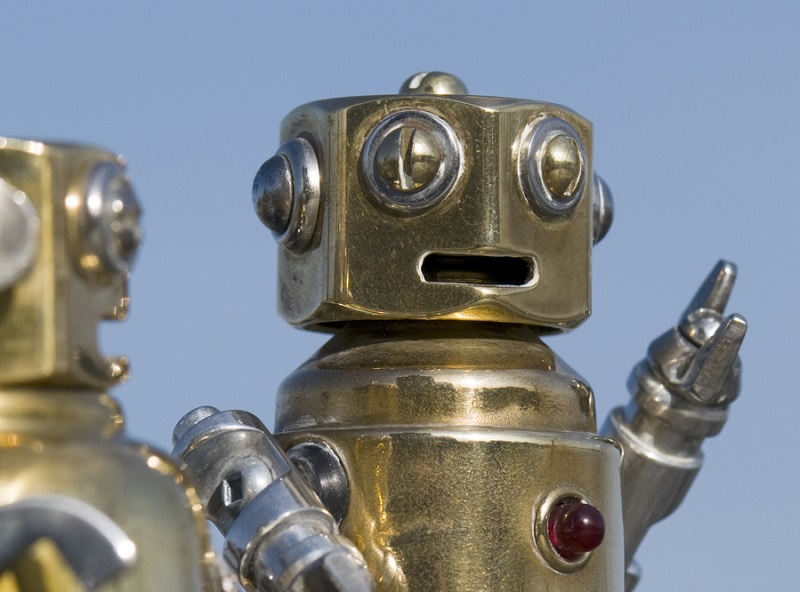 Intelligent machines are getting better at understanding our conversation. Shutterstock/Gary Blakeley