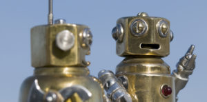 Intelligent machines are getting better at understanding our conversation. Image credit - Shutterstock/Gary Blakeley