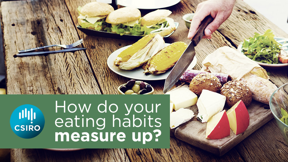 Find out your Healthy Diet Score right here, right now.